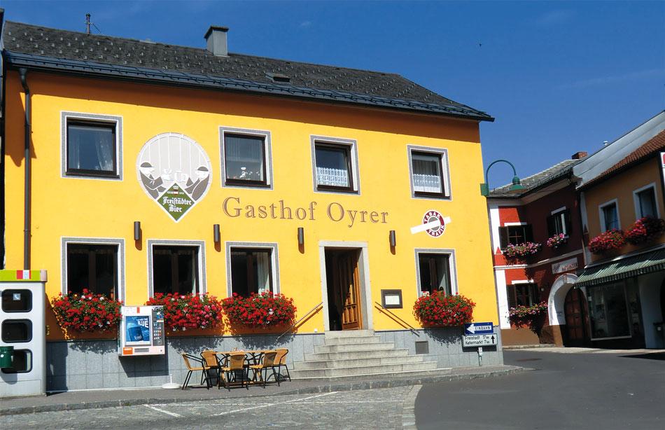 Gasthof Oyrer